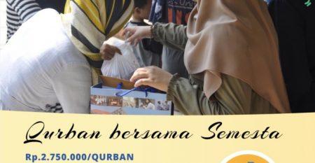 Qurban Bersama Semesta