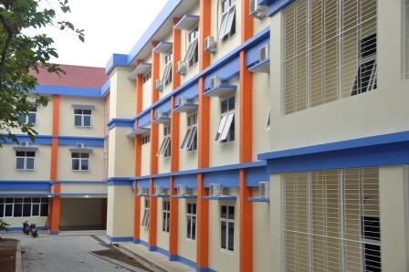 Gedung Asrama