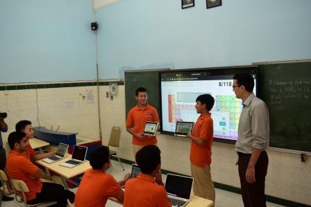 Technology Integrated Class