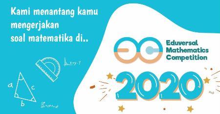 Eduversal Mathematics Competition (EMC) 2020