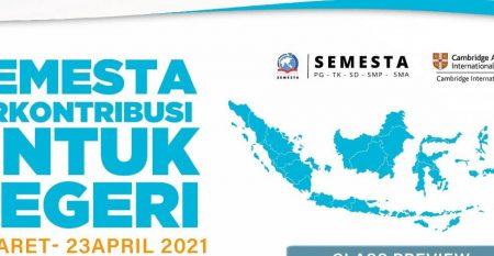 Semesta Berkontribusi Untuk Negeri (SBUN) 2021
