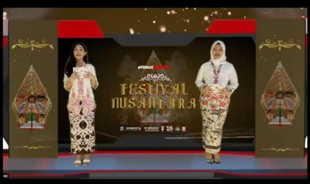 Festival Nusantara 2021 Berjalan Meriah